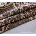 2016 cubiertas de lujo del sofá de Chenille Jacquard (FTH32073A)