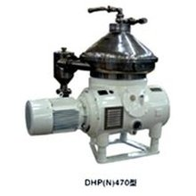 High Efficiency Skim Centrifuge 3 Phase Industrial Centrifuge Milk Cream Separator