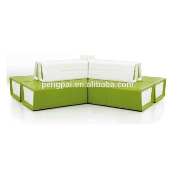 Fashionable sofa design for waiting room