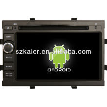 dvd do carro para o sistema Android Cobalt Chevrolet / Onix