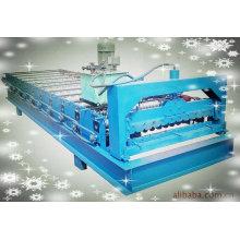 QJ rolo automático cnc dá forma à máquina para o metal