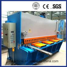 Máquina de corte hidráulica de chapa metálica, Guilhotina hidráulica CNC (RAS326)