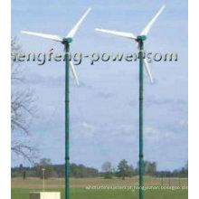 gerador de vento horizontal de ímã permanente