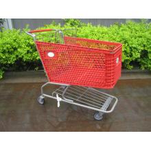 Plastics Shopping Cart