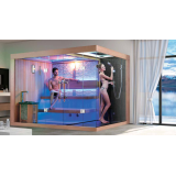 Wholesale Sauna Rooms Model-ZH001