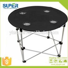 2015 горячий продавать круглый складной стол для пикника кемпинг
