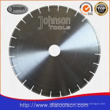 Lâmina de serra silenciosa: lâmina de serra diamantada de 400 mm