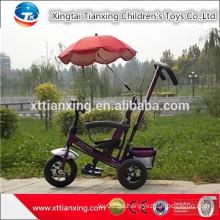 Das beste Baby Dreirad mit Baldachin und Push Bar