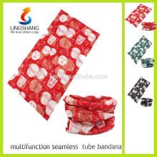 Новая мода 2015 полиэстер бесшовные оптовые магические трубки бандана шарф