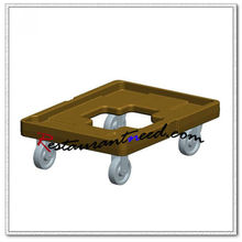 P273 Insulated Food Pan Carrier Dolly