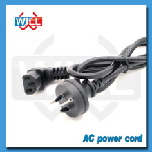 SAA 10A 250V Australia right angle power cord with C13