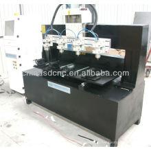 Хорошая цена цилиндр резьба по дереву машины 4 оси в JK-0825-4 для 3D гравировки scrupture