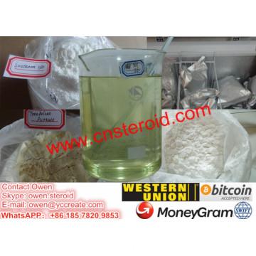 Polvo inyectable de la mezcla de Testosteron de la mezcla de Sustanon 250mg Testosteron Sustanon