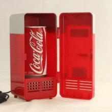 USB Mini Холодильник Настольный USB-холодильник