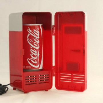 Mini refroidisseur de réfrigérateur, Mini réfrigérateur bon marché, Réfrigérateurs réfrigérés portables