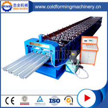 Galvanized Steel Roofing Panel Roll Forming Machine