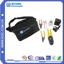 Kits de herramientas de ensamblaje FTTH de fibra óptica