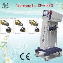 Beauty Salon Equipment Microneedle RF +Cryo Beauty Salon Equipment (MR18-2S)