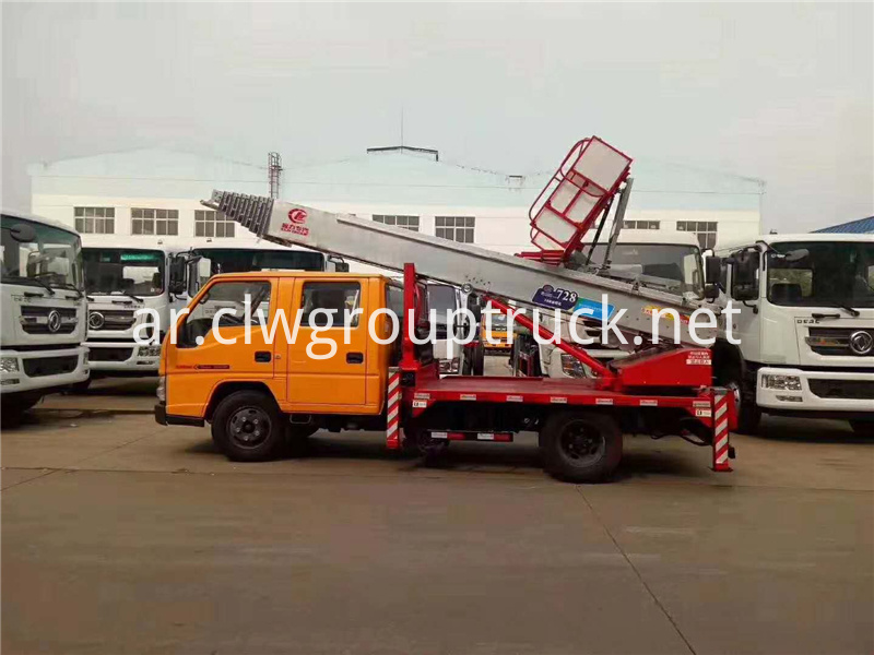Vehicle Mounted Boom Lift 5