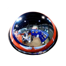 JESSUBOND Factory Supply 40cm 360 Degree Traffic Full Dome Mirror, Acrylic/PMMA Indoor Safety Full Dome Convex Mirror