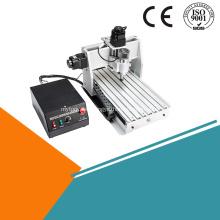 Desktop Mini CNC Rounter 3040 4 axis