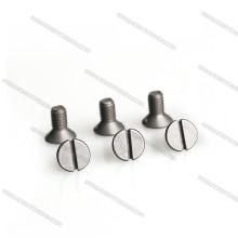 Ti-6Al-4V Titanium Screws Bolts Socket Cap/Slotted/Button Bolts