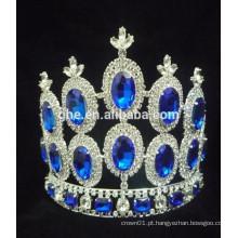 Cultura de diamante de beleza coroa de tiara