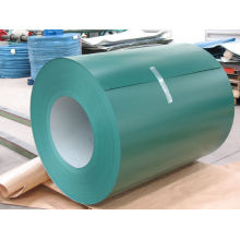 Color bobina de acero de la placa de acero galvanizado (PPGI)