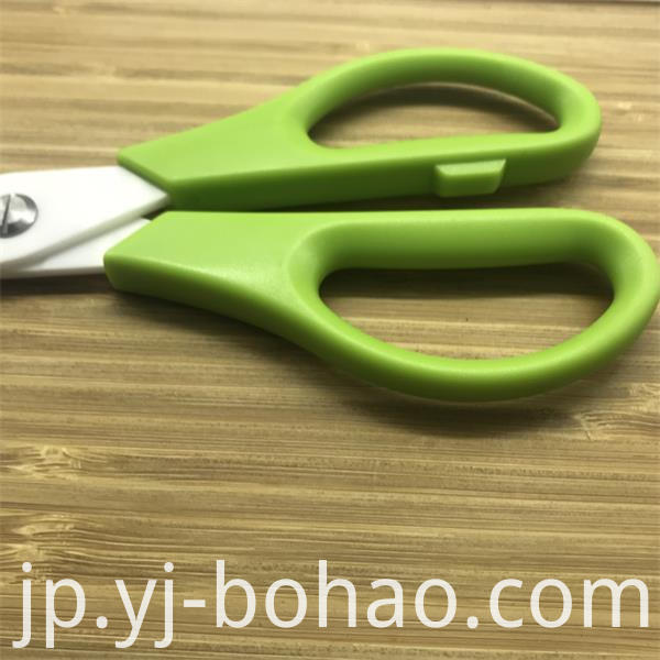 Ceramic kitchen shears