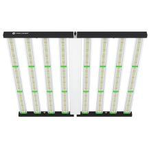NOVA lâmpada LED de 8 barras de 1000 W