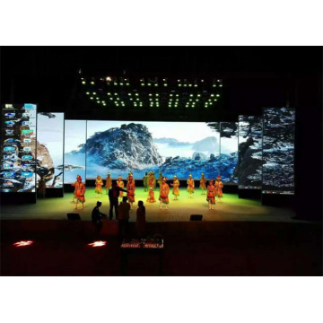 Hervorragende Fidelity und Uniformity Stage LED Display