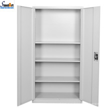 Последний дизайн офиса используются стальные две подачи двери шкафа оптом