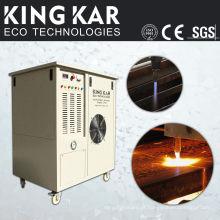 Máquina de corte de espuma para gerador de gás hidrogênio e oxigênio