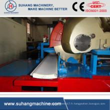 Machine isolée de volets roulants de Slate d'unité centrale