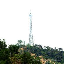 Transmissão de Energia Torre de Telecomunicações