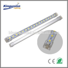 Profilé en aluminium rigide DC12V DC24V CRI> 80 SMD5730 Barre rigide à LED