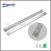 Perfil rígido de alumínio DC12V DC24V CRI> 80 SMD5730 Barra rígida LED