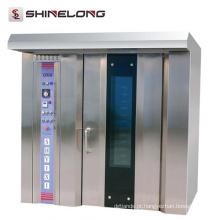 2017 ShineLong De Alta Qualidade De Gás / Elétrico / Gasóleo Padaria Forno rotativo