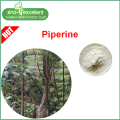 Piperine from black pepper extract