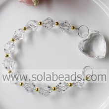 Top 250MM Length Crystal Beaded Dropping
