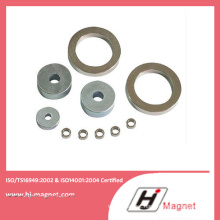 High Quality Customer Required Ring NdFeB Magnet