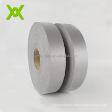 EN471 Polyester TC Customized 3m Sew On Reflective Tape For Clothing