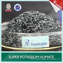 95% Super Potassium Humate Shiny Flake From Leonardite