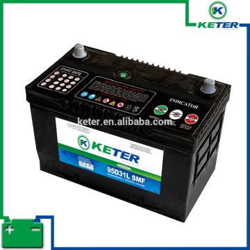 Top-Qualität Batterie keter Marke Auto-Batterie aus China