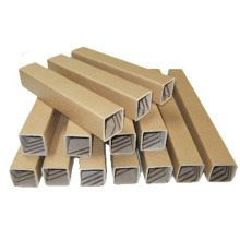 Factory Direct Sale Special Shaped Paper Tube SquareTube Kraft Cardboard Tube