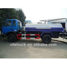 Dongfeng 8000L fecal truck,fecal suction truck