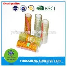 Wholesale single sided acrylic adhesive bopp stationery tape