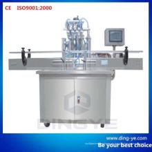 Máquina de llenado de líquidos automática Zy Series
