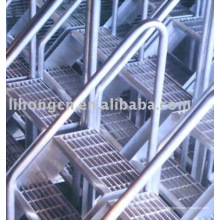Marches d'escalier, grilles d'escalier, marches d'escalier, grilles en acier
