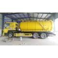 Sinotruk Howo7 Sewer Vacuum Truck 6×4